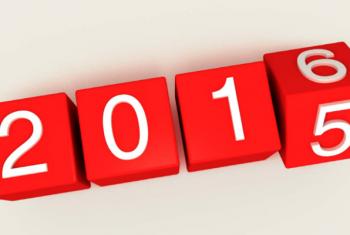 Adieu 2015, bonjour 2016 !