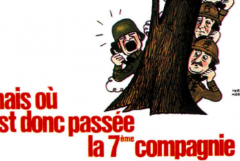 { FILM } La 7e compagnie